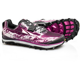 Altra W's King MT Shoes Gray/Magenta